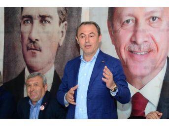 Ak Partili Tin: Türkiye, En Çok Insani Yardım Yapan Ikinci Ülke