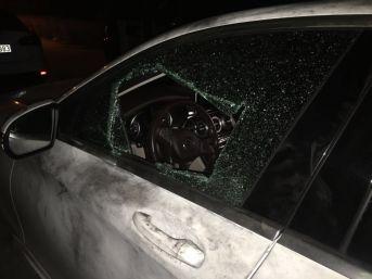 Ak Parti'li Başkanın Aracına Saldırının Arkasından Hırsızlık Teşebbüsü Çıktı