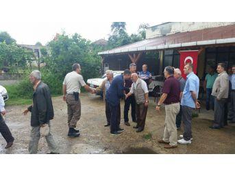 Akçakoca Kaymakamı Köyleri Geziyo