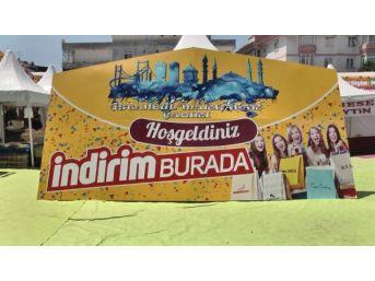 Dünyanın En Ünlü Markaları İstanbul Markalar Çadırı'nda