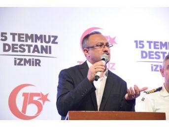 İzmir'de Nöbet Devam Ediyor (2)
