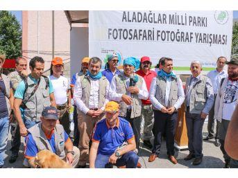 7. Foto Safari Yarışması Yahyalı'da Başladı