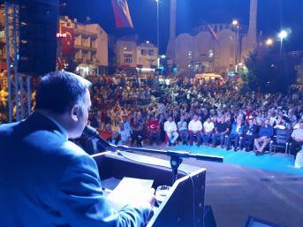 Başkan Cabbar, İlçe Halkına Teşekkür Etti
