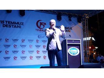 Develi Kaymakamı Murat Duru İlçe Halkına Teşekkür Etti