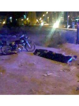 Motosikletten Düşen Kasksız Genç Öldü