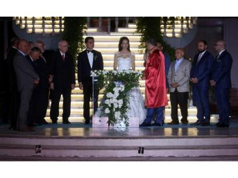 Tbmm Başkanı Kahraman Kayseri'De Nikaha Katıldı