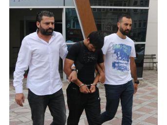 30 Bin Liralık Sigara Ve Içki Çalan Şüpheli Yakalandı