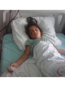 Dondurma Almaya Giderken 3 Çocuk Kazada Yaralandı