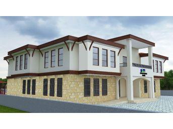 Sepetçi Köyü'ne Yeni Konak Yapılıyor