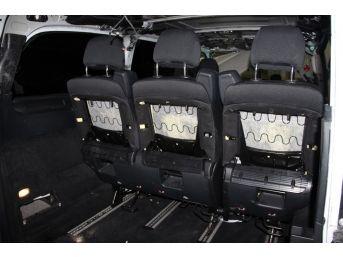 Minibüste 80 Kilogram Eroin Ele Geçirildi