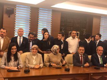 Mustafa Şükrü Nazlı: Kabinede Genç Ve Dinamik İsimlerin Yer Alması Heyecanımızı Bir Kat Daha Artırmıştır