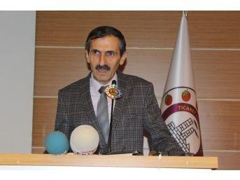 Malatya Tarım İl Müdür Vekili Ağaçtan Düştü