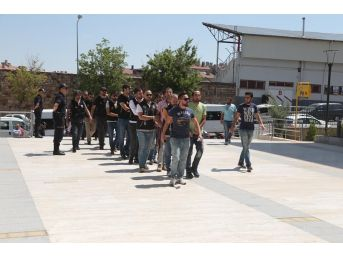 Nevşehir'de Uyuşturucu Operasyonunda 15 Kişi Tutuklandı