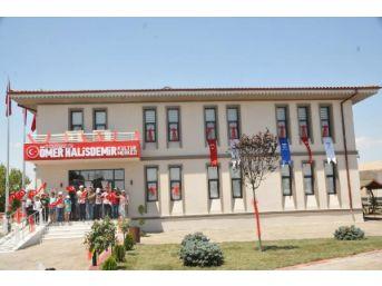 Ömer Halisdemir Kültür Merkezi Açıldı