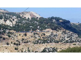 Osmaniye'de Tren Yoluna Döşenen Bomba Patlatıldı