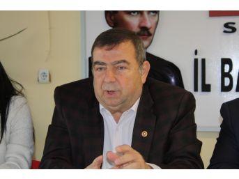 Chp Samsun Eski Milletvekili İhsan Kalkavan Hayatını Kaybetti