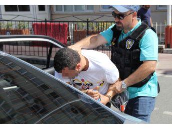 Çocuğun Üzerine Saklanan Bonzainin Sahibi Tutuklandı
