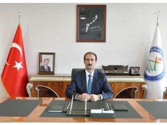 Şırnak Üniversitesi Rektörü Prof. Dr. Nas Kalp Krizi Geçirdi
