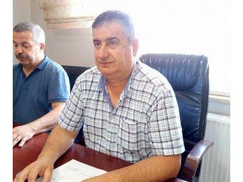 Tokatspor Başkanı Bahri Çabuk İstifa Etti