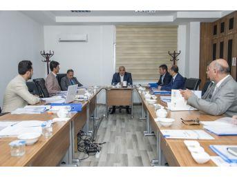Vali Zorluoğlu'ndan Vaski'ye Ziyaret