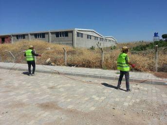 Kahta Osb'de Fiber Optik Alt Yapı Projesi Başladı