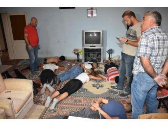 Hırsızlık Çetesi Üyeleri, Uyuşturucu Aleminde Yakalandı: 7 Gözaltı