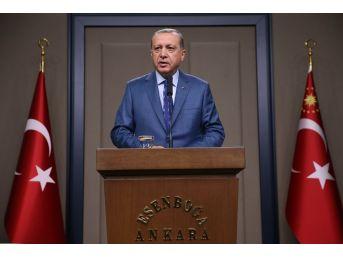 """Cumhurbaşkanı Erdoğan: """"mescid-i Aksa Tüm Müslümanların Göz Bebeğidir"""