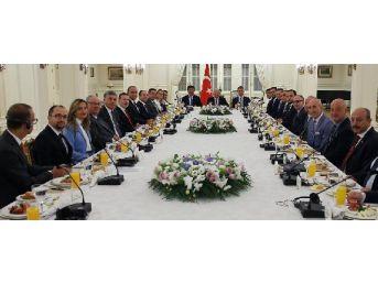 Turkish Prime Minister Reassures German Investors In Turkey