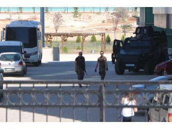 Deaş'ın Bomba Yüklü Araç Saldırısının 110 Sanığının Yargılanmasına Başlandı (2)
