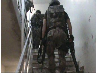 Gaziantep Deaş Operasyonu: 5 Gözaltı