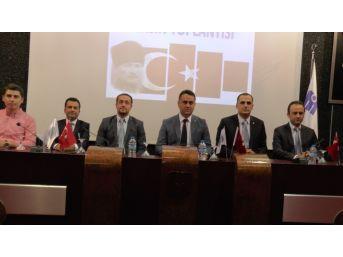 Gaziantep İnşaat Mühendislerinden Basın Açıklaması
