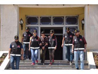Yüksekova'da Kaymakama Suikast Hazırlığındaki Kadın Terörist Yakalandı