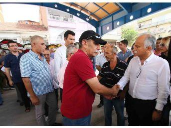 Başkan Karabağ'ın Acı Günü