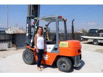 (özel Haber) Yeni Dolandırıcılık Yöntemi Forklift Kiralama