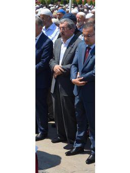 Karabük'te Ölen Vakıf Kurucusu Toprağa Verildi