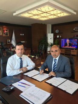 Kilis Belediyesi İle Jıca Arasında Anlaşma İmzalandı