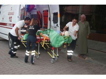 Mera'da Eyp'nin İnfilak Etmesi Sonucu 2 Kişi Ağır Yaralandı