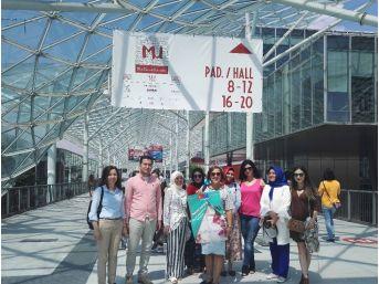 Başarılı Kadın Kursiyerler İtalya Gezisi İle Ödüllendirildi