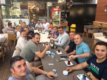 Gazeteciler Cemiyeti'nde Birlik Günü