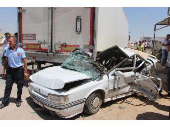 Nusaybin'de Zincirleme Kaza: 1 Ölü