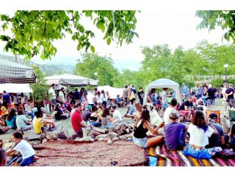 Toroslar'ın Tepesinde Doğayla İç İçe Müzik Festivali