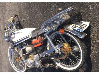 Milas'ta Trafik Kazası; 1 Yaralı