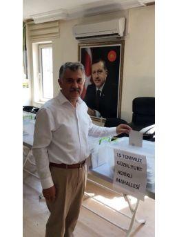 Ak Parti Nevşehir Teşkilatı Delege Seçimlerini Tamamladı