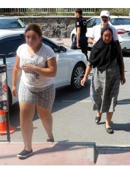 Karayolunda Otostopla Fuhuşa 2 Gözaltı