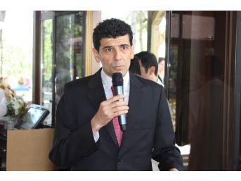 Uşak Kamu Hastaneleri Birliği Genel Sekreteri Uzm.dr. Yalçın Atlı Görevinden Alındı