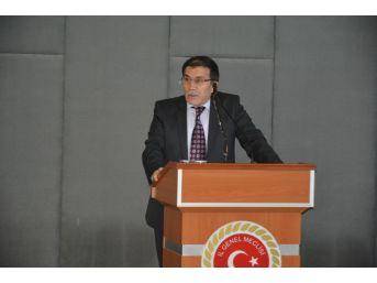 Uşak Üniversitesi Rektör Vekili Dalkıran;
