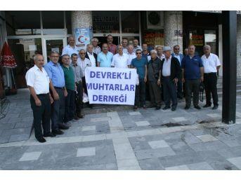 Muhtarlar Çanakkale'yi Gezdi
