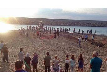 Zonguldak'ta Serinlemek Için Denize Giren Genç Kayboldu