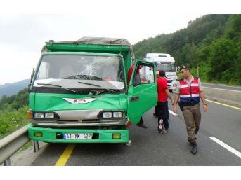 Bolu Dağı'nda Kilometrelerce Araç Kuyruğu Oluştu