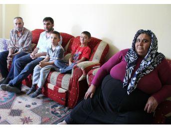 (özel Haber) Kayseri'deki Aile İki Gündür Kuru Ekmek Yiyor